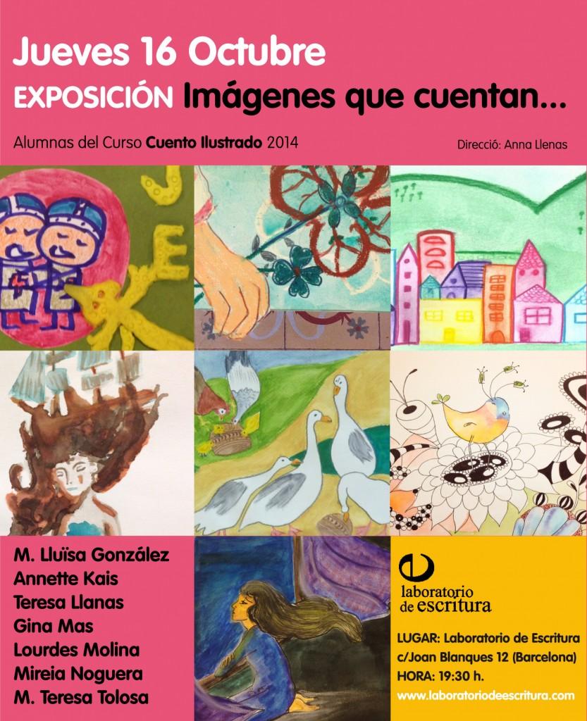 Exposición cuento ilustrado