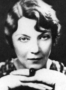 Jean Rhys (Roseau, Dominica, 1890-Exeter, Inglaterra, 1979).